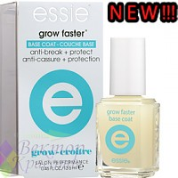 Essie Treatment Grow Faster Base Coat #6080 - 15мл **NEW