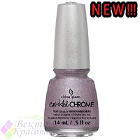Лак для ногтей СG - Winter 2013 Crinkle Chrome - CRUSH, CRUSH, BABY - 14мл