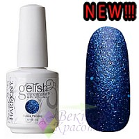 Hand & Nail Harmony Gelish - 2012 Holiday Collection - HOLIDAY PARTY BLUES - 15мл