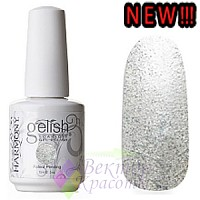 Hand & Nail Harmony Gelish - 2012 Holiday Collection - LITTLE MISS SPARKLE - 15мл