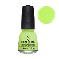 Лак для ногтей СG - City Flourish Spring 2014 Collection - Grass Is Lime Greener - 14мл