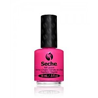 Seche Nail Lacquer - Coral - ярко-коралловый - 14ml