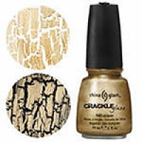 Лак для ногтей Crackle СG - Tarnished Gold - 14мл