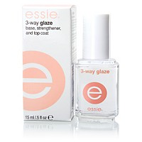 Essie Treatment - 3-Way Glaze #6023 - 15мл
