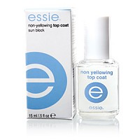 Essie Treatment Non-Yellowing Top Coat #6021 - 15мл